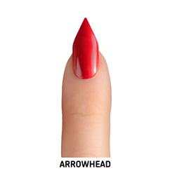 arrowhead nail shape