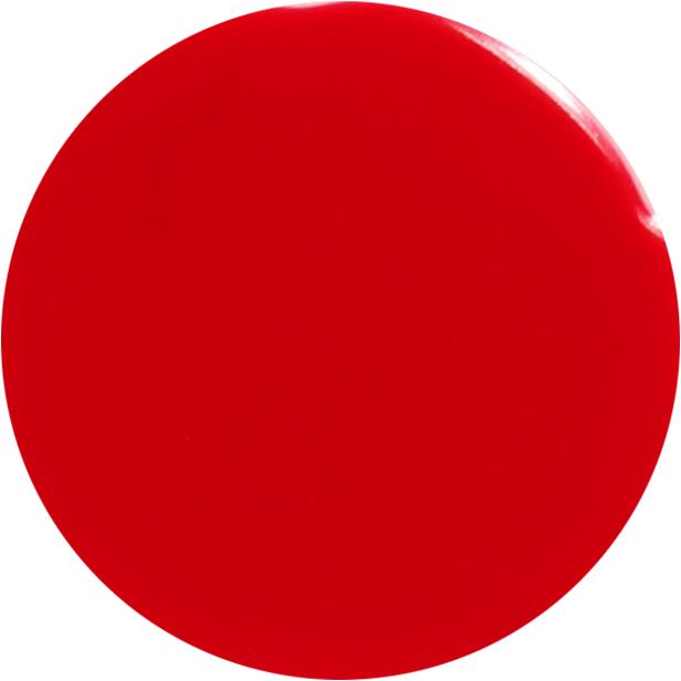 DEFINITELY RED NAIL POLISH SWATCH BY JACAVA LONDON
