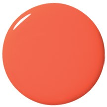 Fitzmorris Place Orange Nail Polish