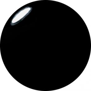 Jet Black Nail Polish