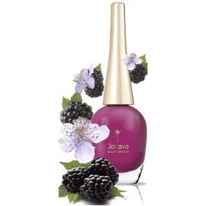 Purple-Pink Nail Polish - Blackberry Fool