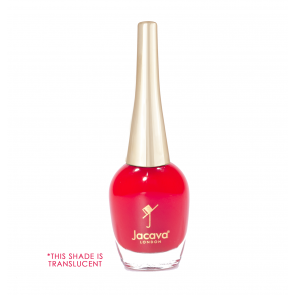 Semi-Translucent Sheer Red Nail Polish - Strawberry Miroir