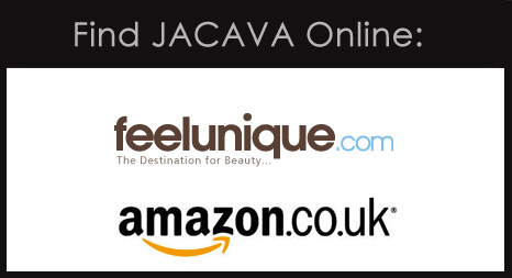 Jacava nail polish is available online at Amazon.co.uk and FeelUnique.com