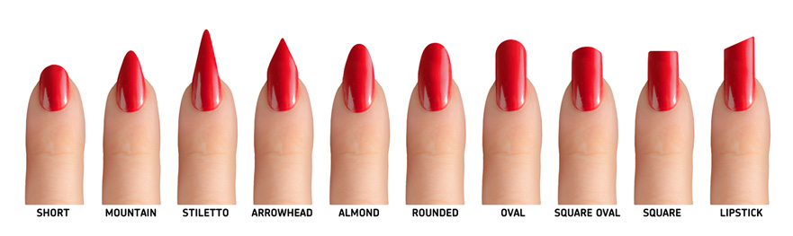 10 Best Nail Shapes