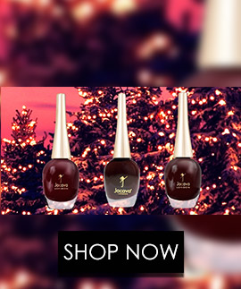 The Plum Triplet Nail Varnish Set