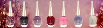 Fitzroy Square Nail Polish Set