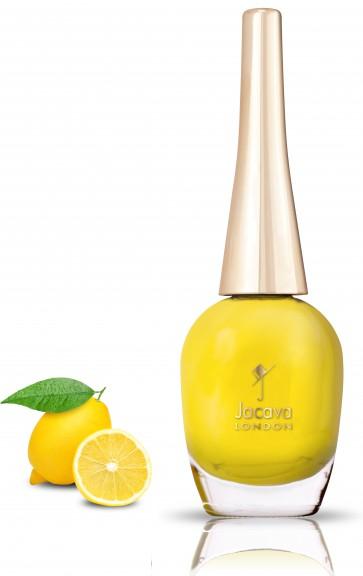 Lemon Nail Polish