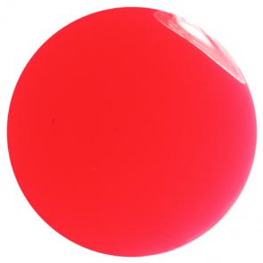 Semi-Translucent Sheer Red Nail Polish - Strawberry Miroir