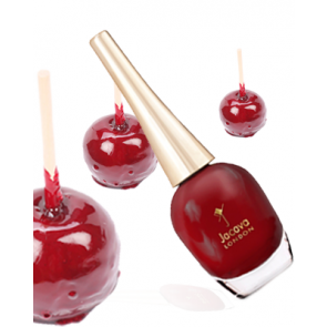 Toffee Apple Red Nail Polish